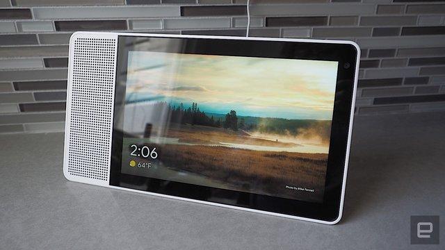 گوگل به زودی صفحه نمایش هوشمند خود را عرضه می نماید