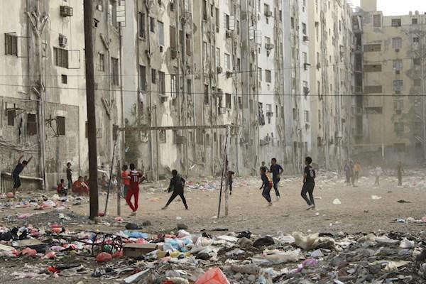 حریف اول تیم ملی در جام ملتها: درگیر با جنگ، وبا و قحطی