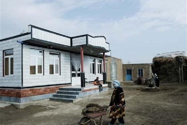 48 درصد واحدهای مسکونی روستایی استان قزوین نوسازی شده است