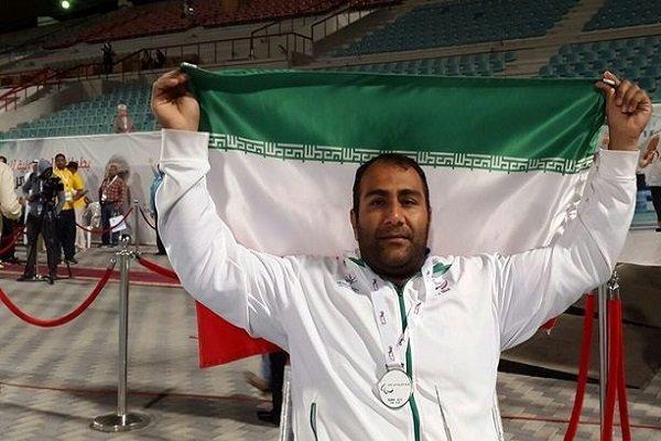 امیری: هدفم شکست رکورد پارالمپیک بود که به آن نرسیدم