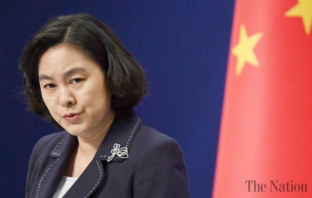 چین: برخی کشورها انگشت اتهام خود را پایین بیاورند