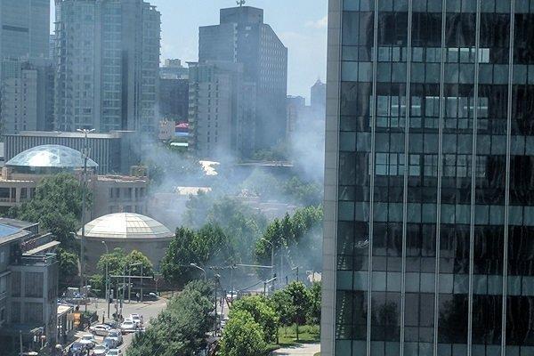 انفجار در چین 22 کشته بر جا گذاشت