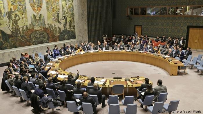 روسیه و چین قطعنامه پیشنهادی آمریکا در مورد ونزوئلا را وتو کردند
