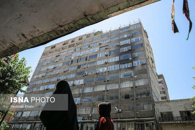 ساختمان های قدیمی همدان ایمنی ندارد
