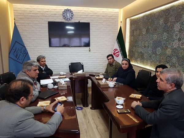برگزاری جلسه شورای راهبردی مشهد شهرجهانی گوهرسنگ ها