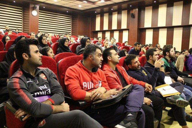 صندلی ضعیف مربیان بدنساز فوتبال در تیم های ملی و باشگاهی
