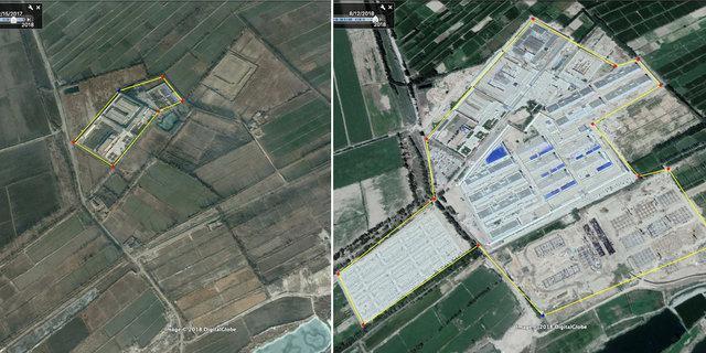 دفاع چین از مراکز بازپروزی مسلمانان