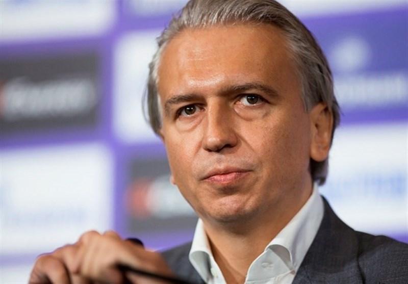 الکساندر دیوکوف رئیس فدراسیون فوتبال روسیه شد