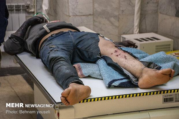 تعداد مصدومان چهارشنبه سوری در آذربایجان شرقی به 120 نفر رسید