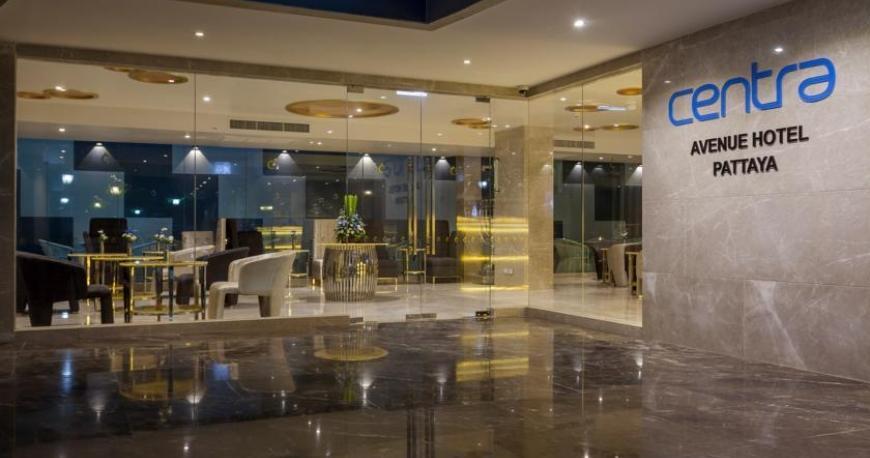 آشنایی با هتل 4 ستاره سنتارا اونیو پاتایا