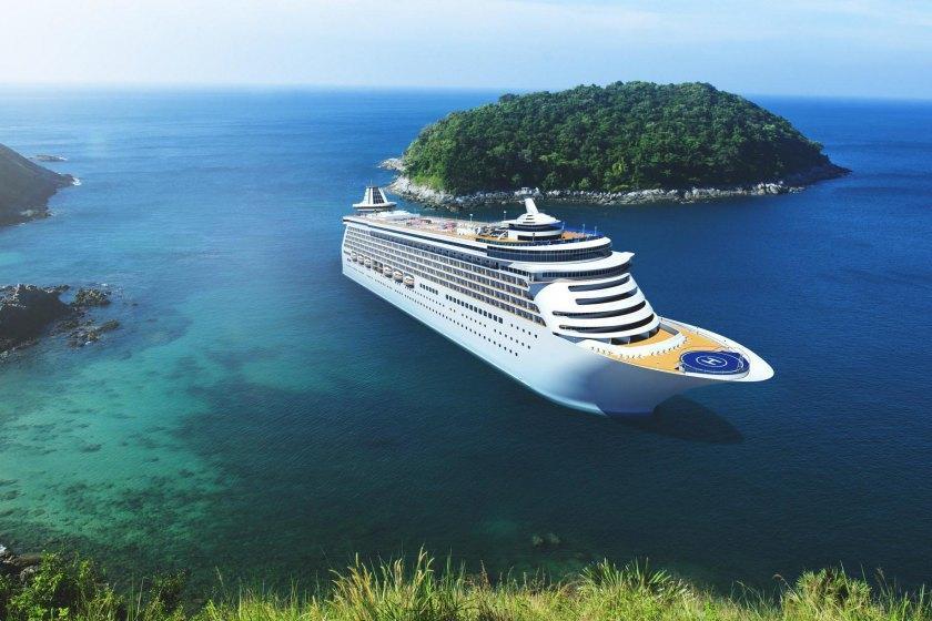 همراه با طولانی ترین سفر دریایی دور جهان با کشتی کروز از از 59 کشور دنیا دیدن کنید