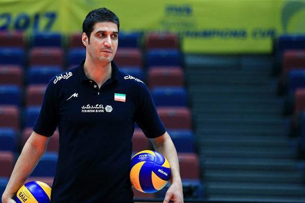 مربی تیم ملی والیبال: به دلیل نزدیک بودن انتخابی المپیک بازی با چین راحت نبود