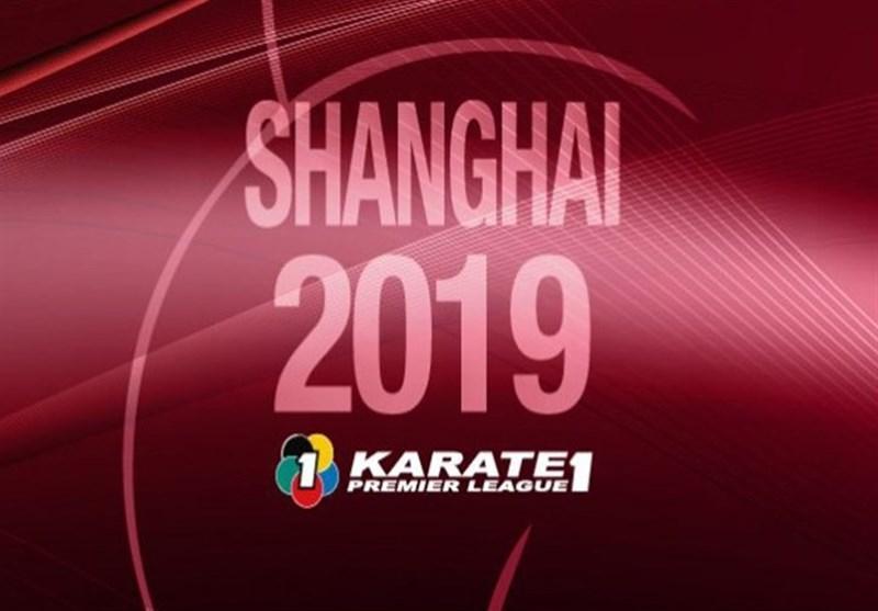 لیگ برتر کاراته وان چین، 19 ملی پوش کاراته در راه شانگهای چین