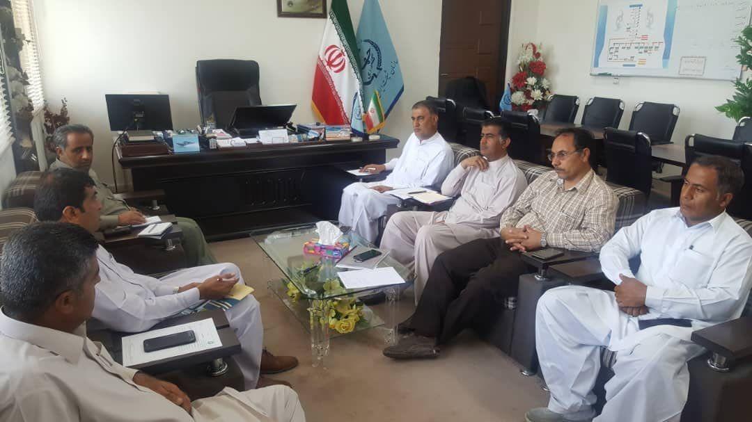 محیط زیست و شیلات سیستان و بلوچستان در زمینه حفاظت از دریای عمان تعامل کردند
