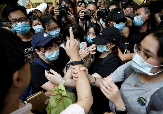 اعزام نیروهای نظامی چین برای کنترل آشوب هنگ کنگ