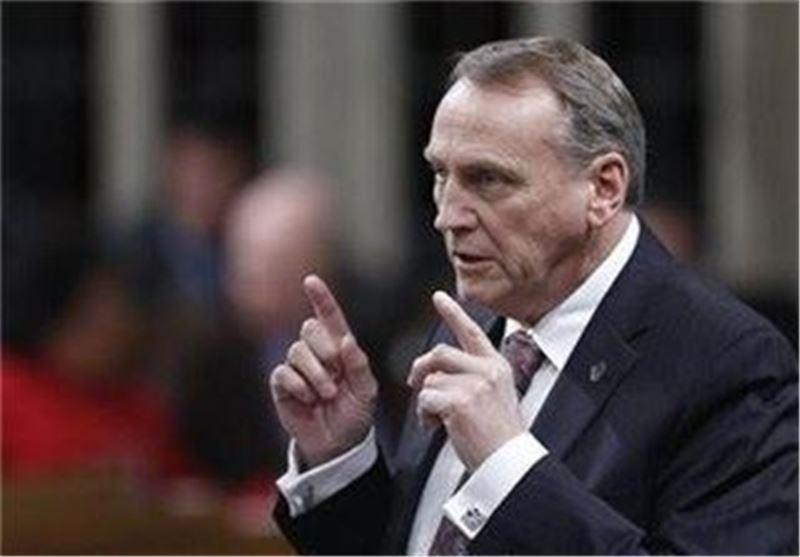 یکی از وزرای دولت کانادا مجبور به استعفا شد
