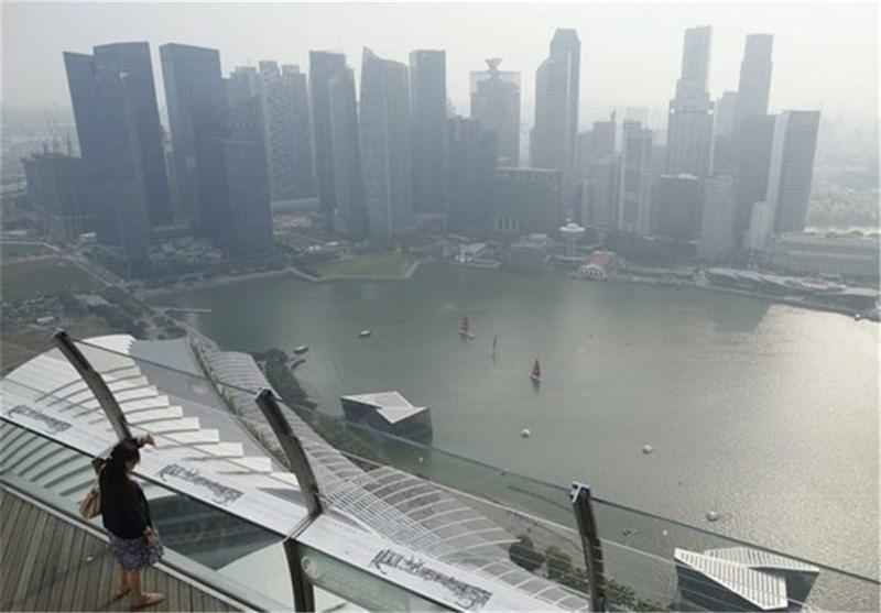 احتمال ناپدید شدن سنگاپور و توکیو