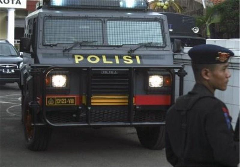 کشته شدن 2 پلیس اندونزی توسط افراد مسلح ناشناس