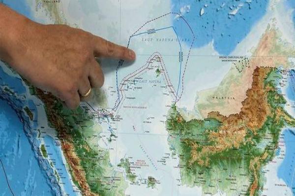 پکن خواهان تجدید نظر اندونزی برای تغییر نام دریای جنوبی چین شد