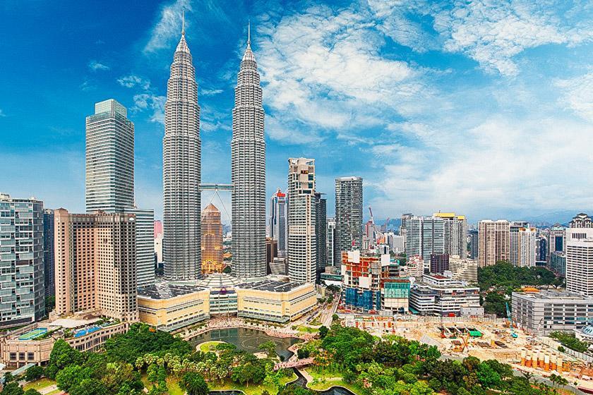 سفر 4 روزه به مالزی