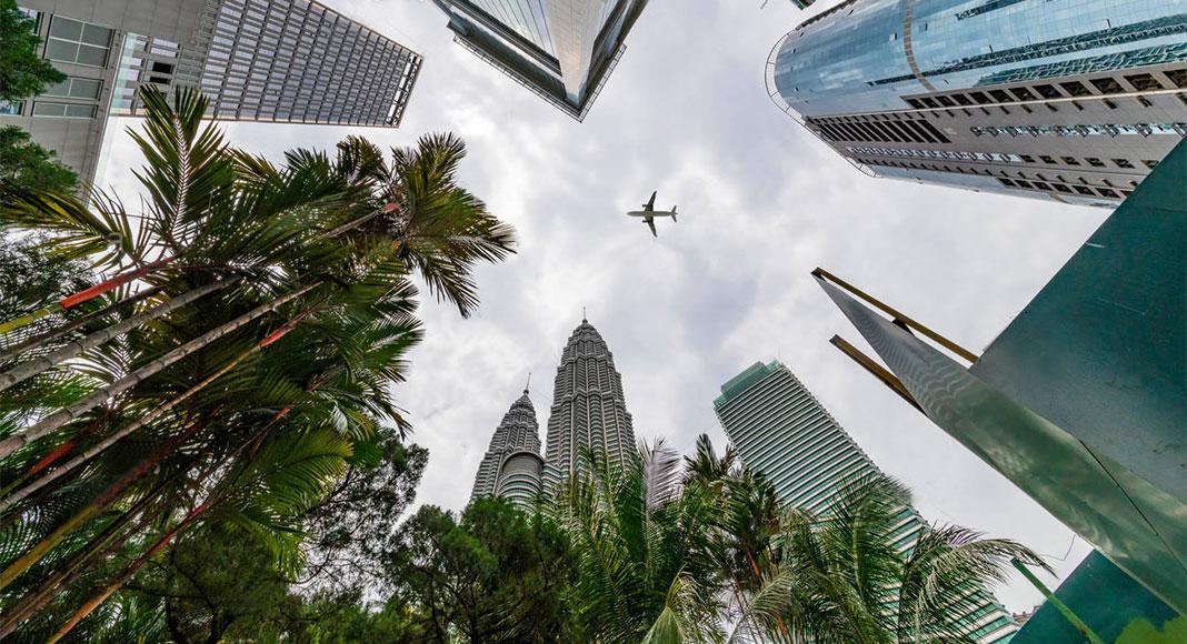 ارزانترین بلیط هواپیما کوالالامپور