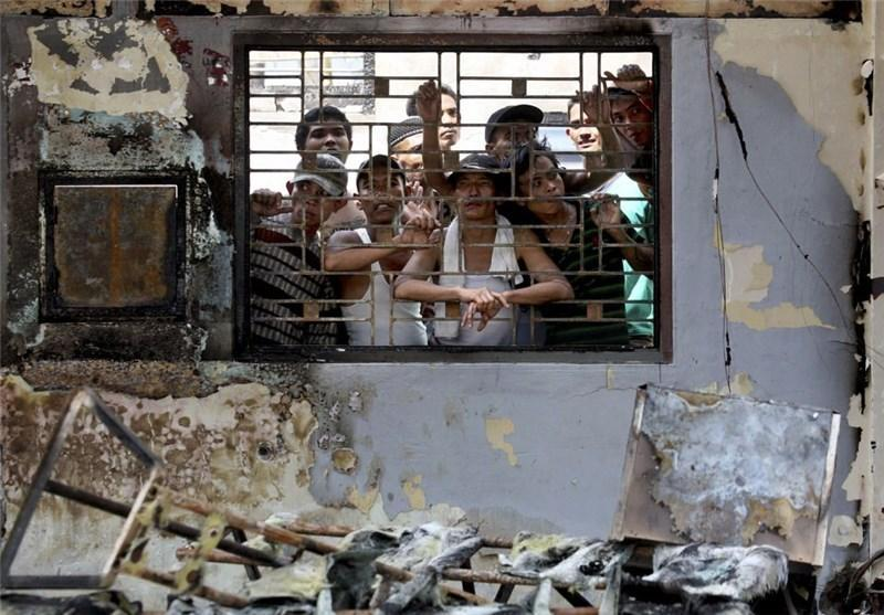 نیروهای امنیتی اندونزی کنترل زندان تانژونگ گوستا را بدست گرفتند