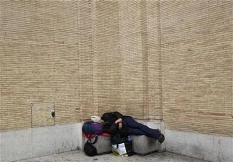 رکود مالی میلیون ها ایتالیایی را به کام فقر کشانده است