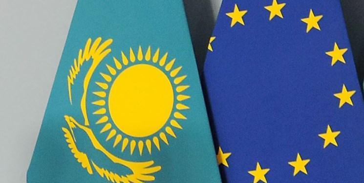 تاکید قزاقستان و اتحادیه اروپا بر تقویت همکاری های استراتژیک