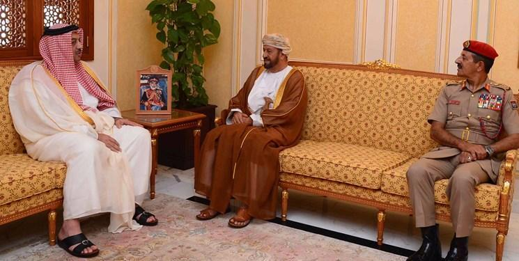 رایزنی قطر و عمان درباره همکاری های دفاعی