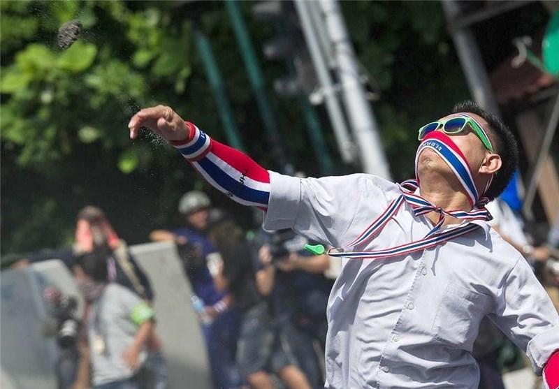 رهبر حزب مخالف تایلند: انحلال مجلس اولین گام برای سرانجام دادن به بحران است