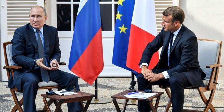 طعنه دوباره پوتین به شنبه های اعتراضی فرانسه