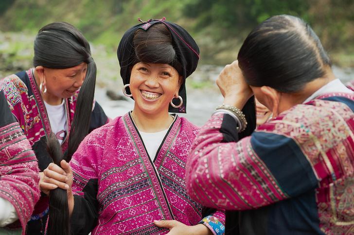 راز موهای زیبا و سالم چینی ها چیست؟