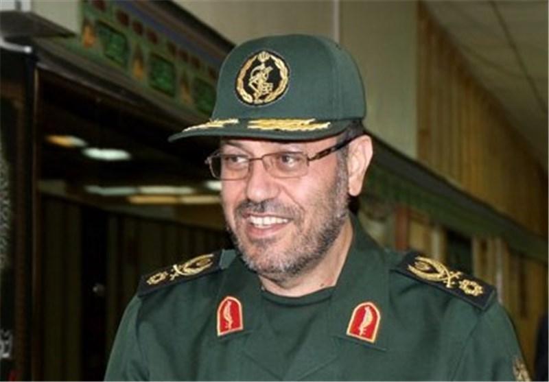 سردار دهقان با مسئول امنیت خارجی شورای عالی چین دیدار کرد