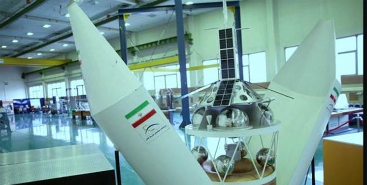 دستاوردهای هوایی و فضایی ایران ساخت در هند به نمایش در می آید