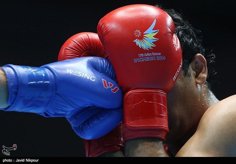 کاهش اوزان بوکس در بازی های آسیایی جاکارتا به 7 وزن