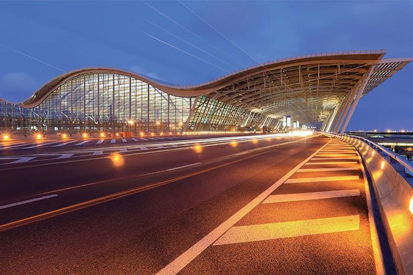 فرودگاه بین المللی پودنگ شانگهای، چین