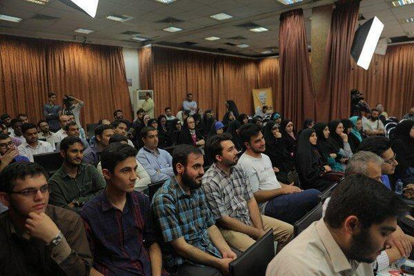 برگزاری مراسم جشن تولد ملکه انگلیس در حسینیه هنر تهران