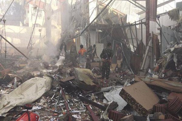حملات توپخانه ای و موشکی متجاوزان سعودی به صعده یمن