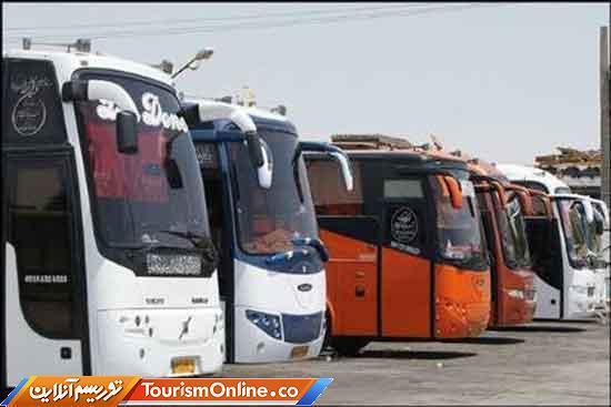 هیچ کمبودی در عرضه بلیت های اتوبوس نداریم ، رشد 5 برابری تردد زائران در مرز مهران