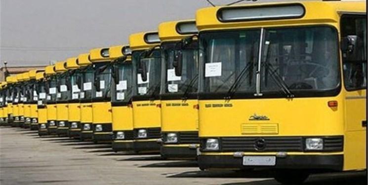 تمهیدات اتوبوسرانی برای مراسم پیاده روی جاماندگان اربعین حسینی