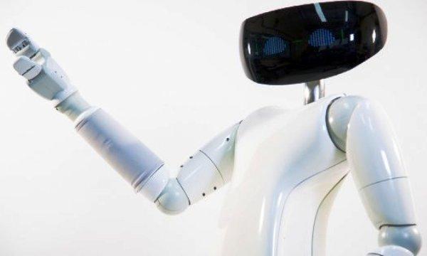 این روبات انسان نما همکار دانشمندان است