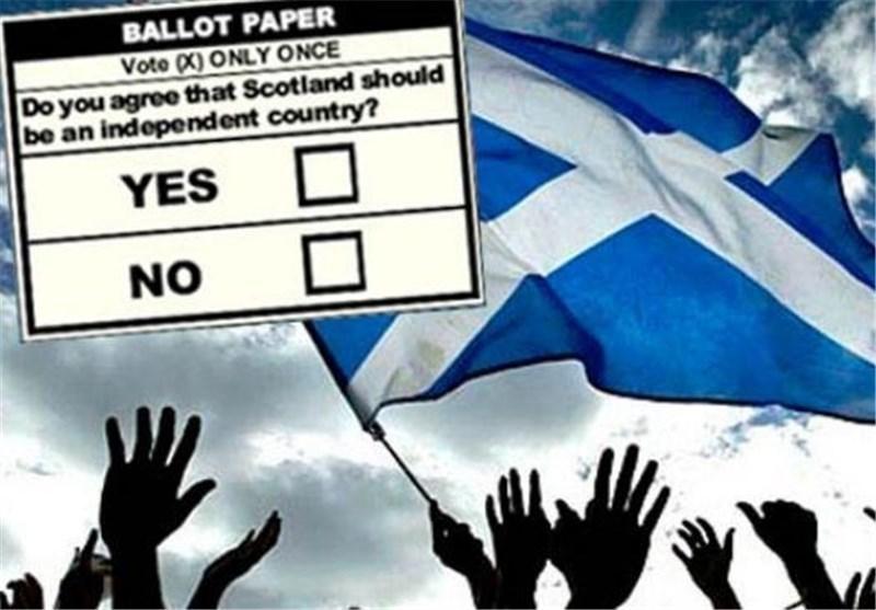 اتحادیه اروپا از تکرار تجربه استقلال اسکاتلند نگران است