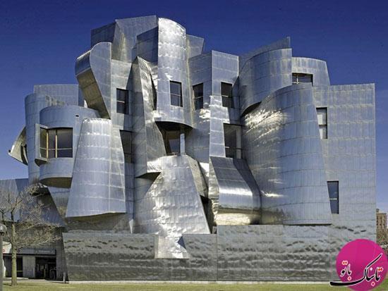 سازه های شگفت انگیز معماری دنیا