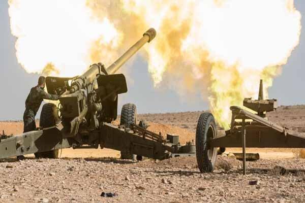 واکنش اسد به نبرد سنگین ارتش سوریه با ترکیه در شمال شرق سوریه