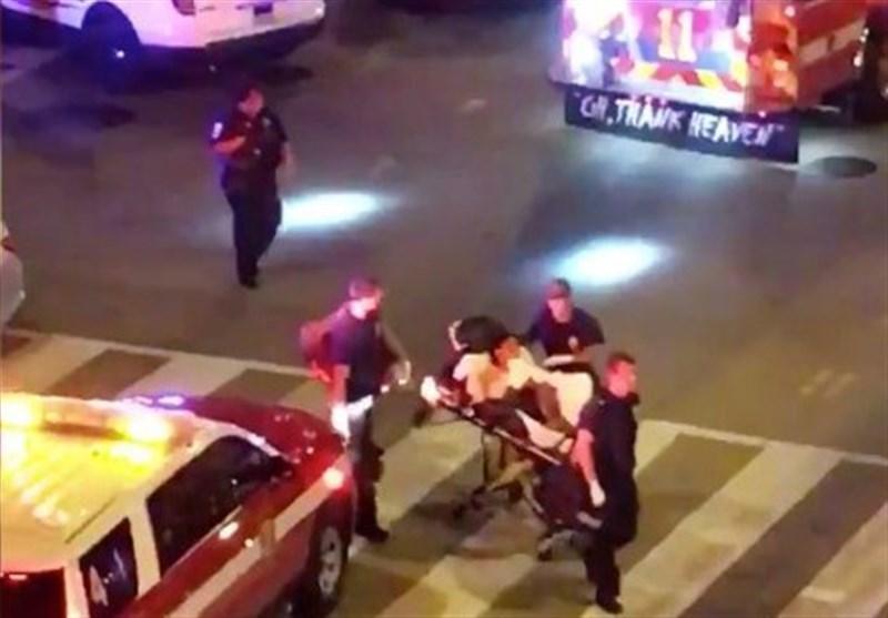مرگ 4 نفر در تیراندازی جشن هالوین کالیفرنیا
