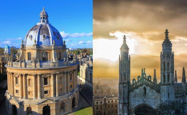 رشته هایی که آرزوی تحصیل در کمبریج و آکسفورد را محقق می کنند