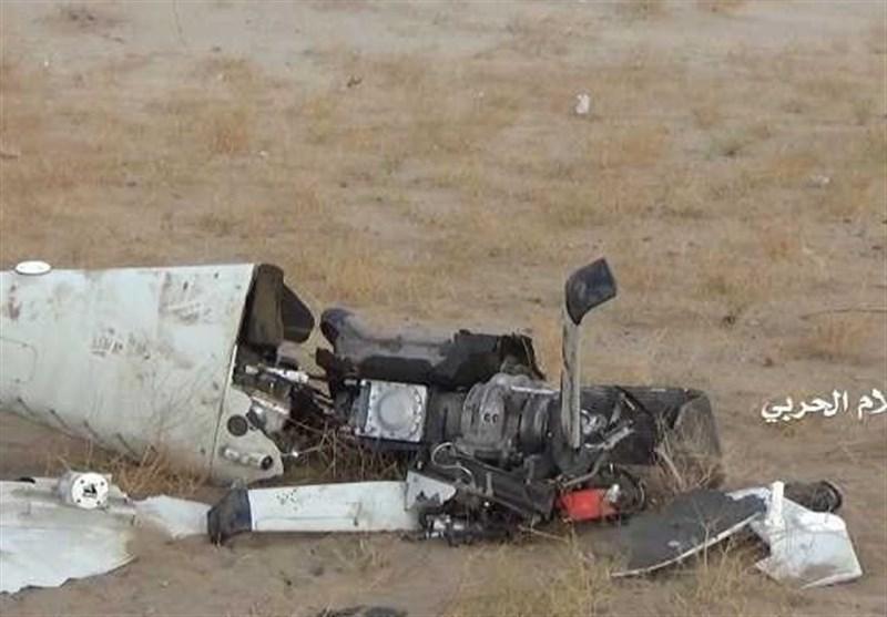 یمن، سرنگونی هواپیمای جاسوسی عربستان در منطقه الصوح