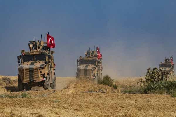 ترکیه برنامه ای برای از سرگیری عملیات نظامی در سوریه ندارد