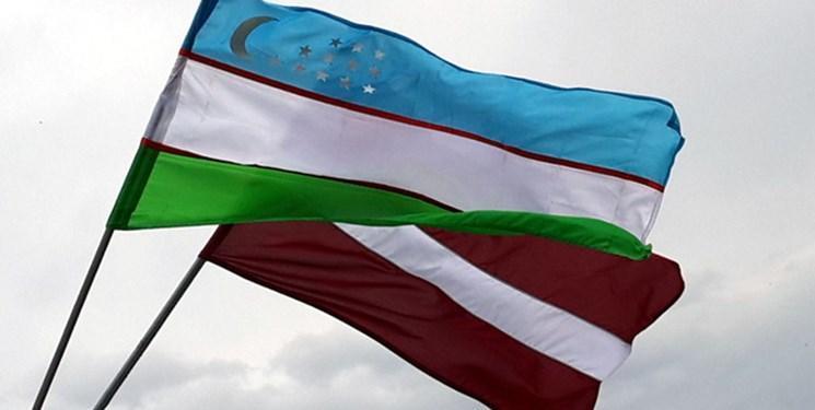 قوه سای ازبکستان و رویینا لتونی خواهرخوانده شدند