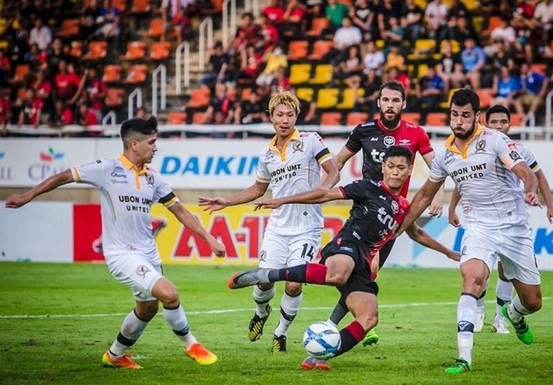 پیروزی بانکوک یونایتد با بازی 85 دقیقه ای پولادی